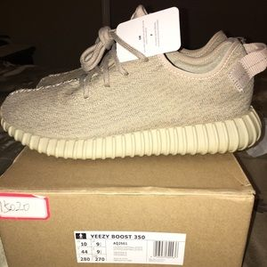Yeezy 350 Oxford Tans 2015